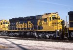 ATSF 5351--SD45R